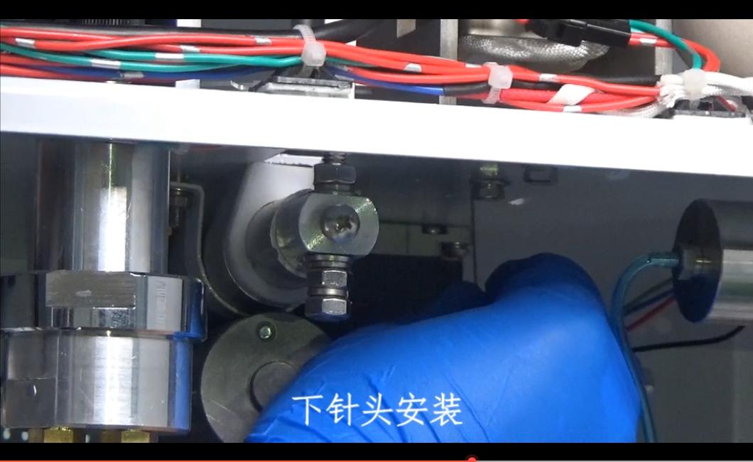 中仪宇盛20位热解吸仪安装针头(图3)
